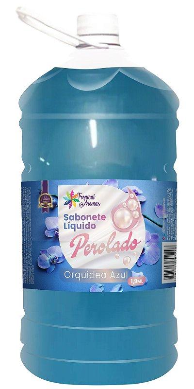 Sabonete Perolado Tropical Aromas Orquídea 1,9L