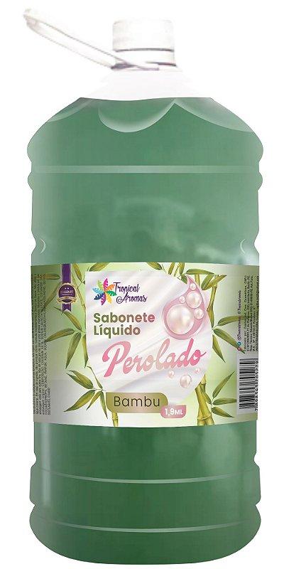 Sabonete Perolado Tropical Aromas Bambu 1,9L