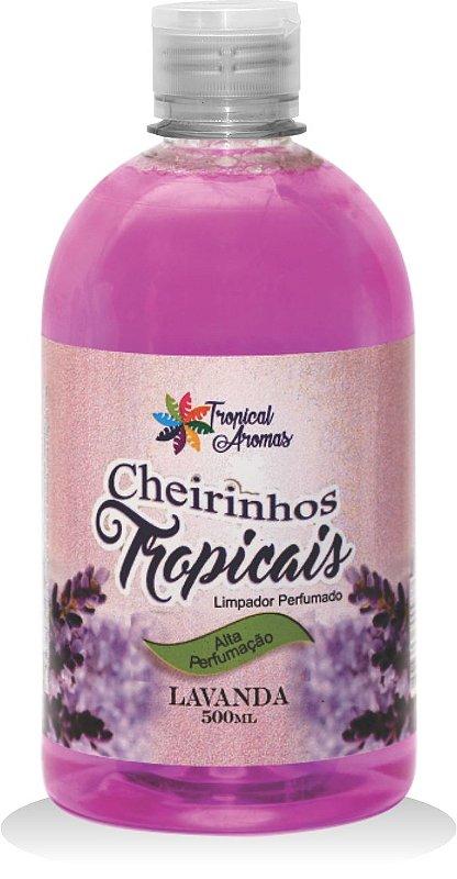 Limpador Perfumado Lavanda 500ml - Tropical Aromas