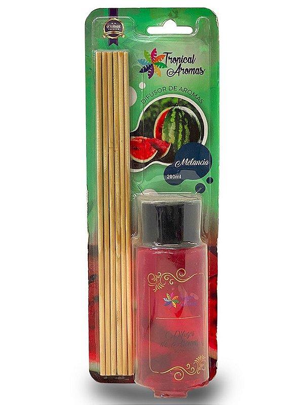 Difusor Blister Melancia 200ml - Tropical Aromas