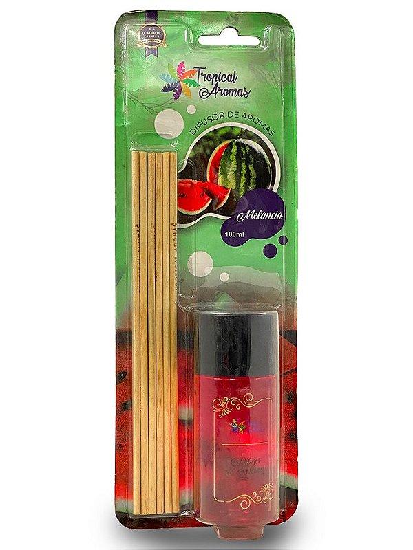 Difusor Blister Melancia 100ml - Tropical Aromas