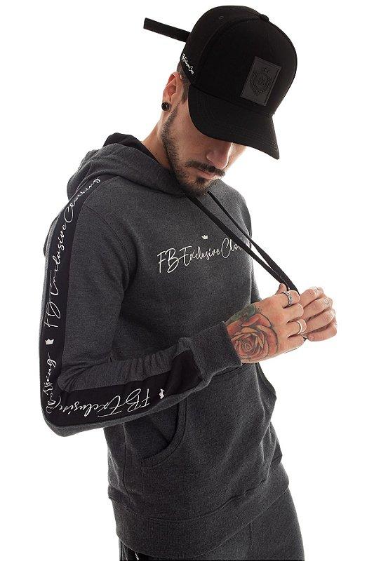 Blusa Signature Grey