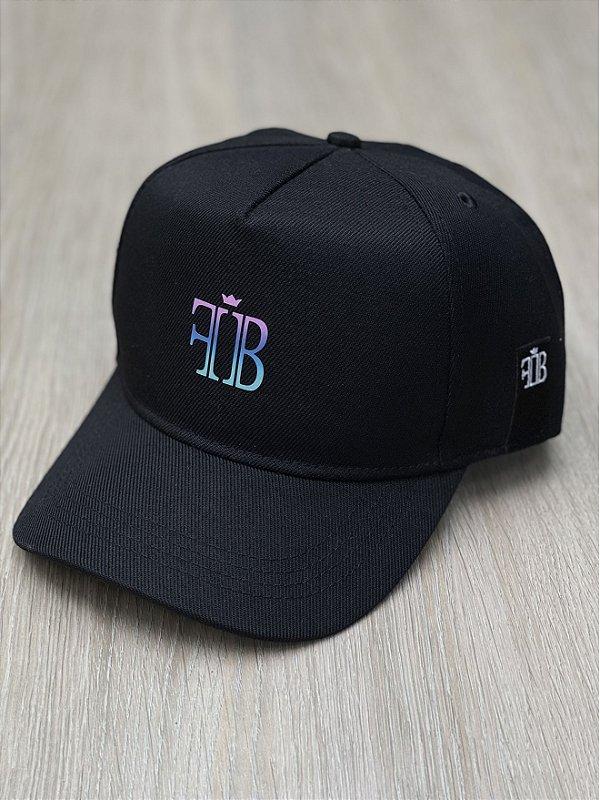 Boné FB Logo Degradê