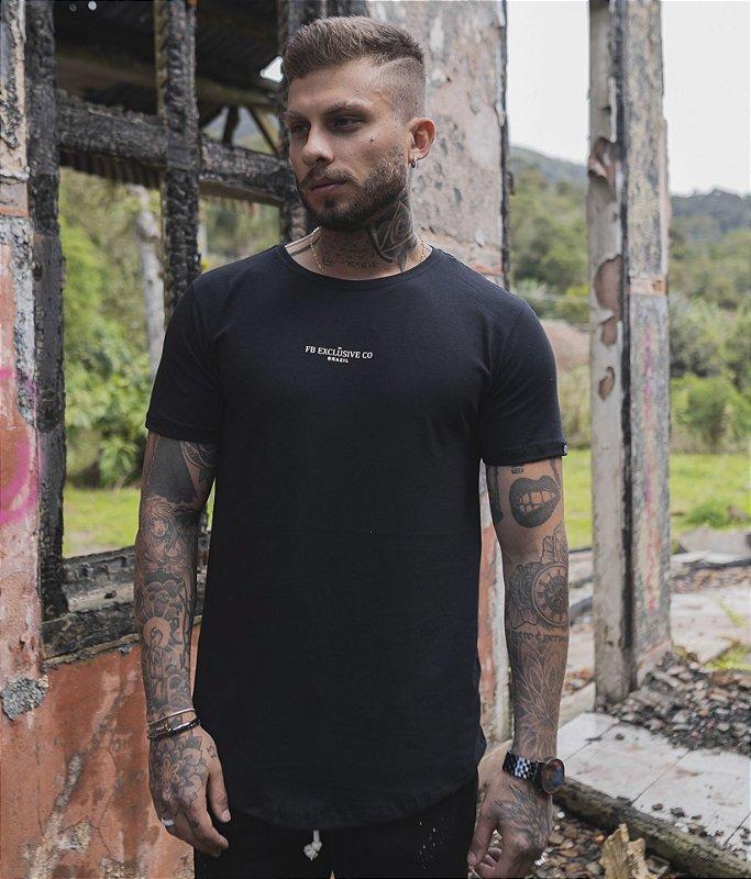 Camiseta FB Exclusive Co. Mini Preta
