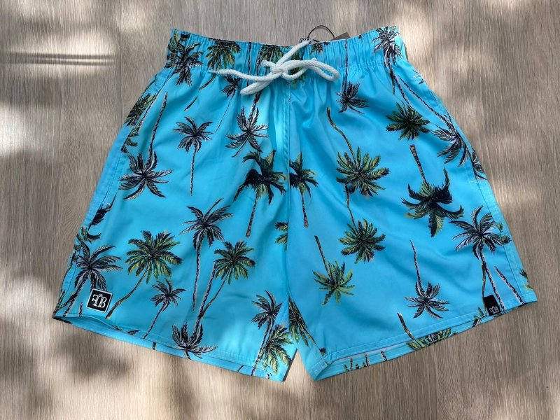 Shorts Coconut Green