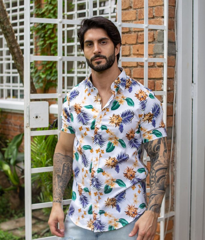 Camisa Leafs Gold