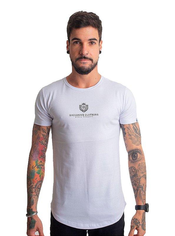 Camiseta Basic Concept Branca