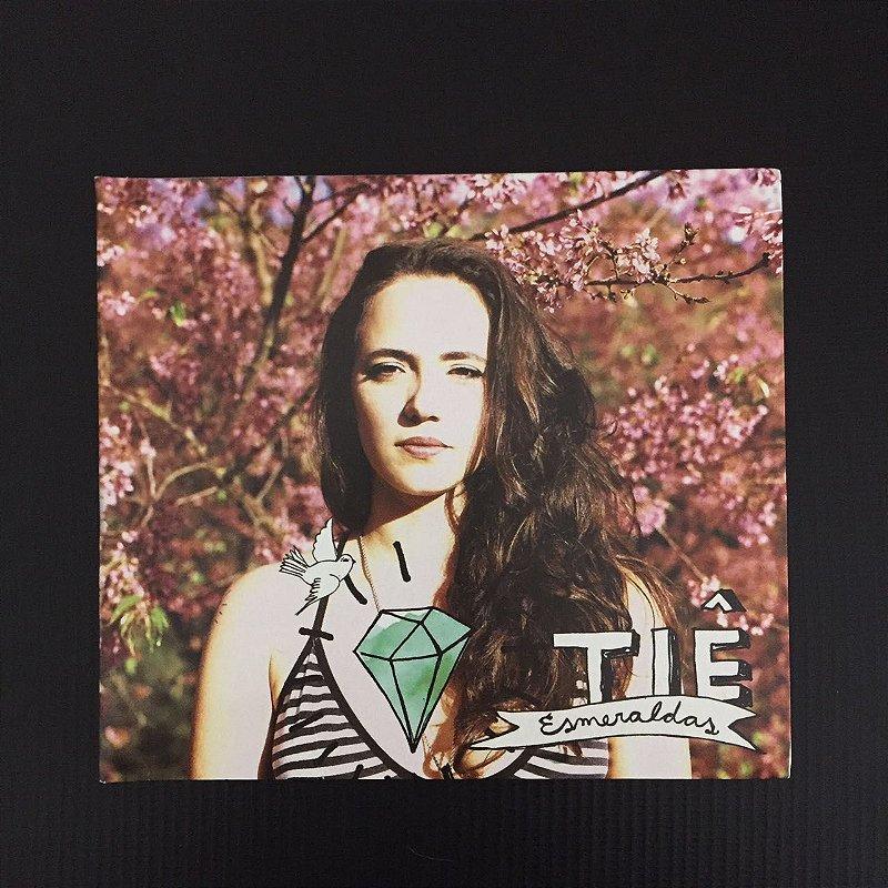 """CD - Tiê """"Esmeraldas"""""""
