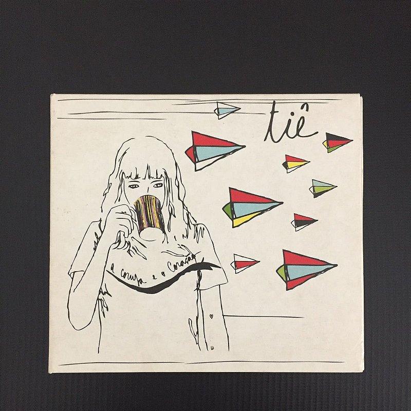 """CD - Tiê """"A Coruja e o Coração"""""""