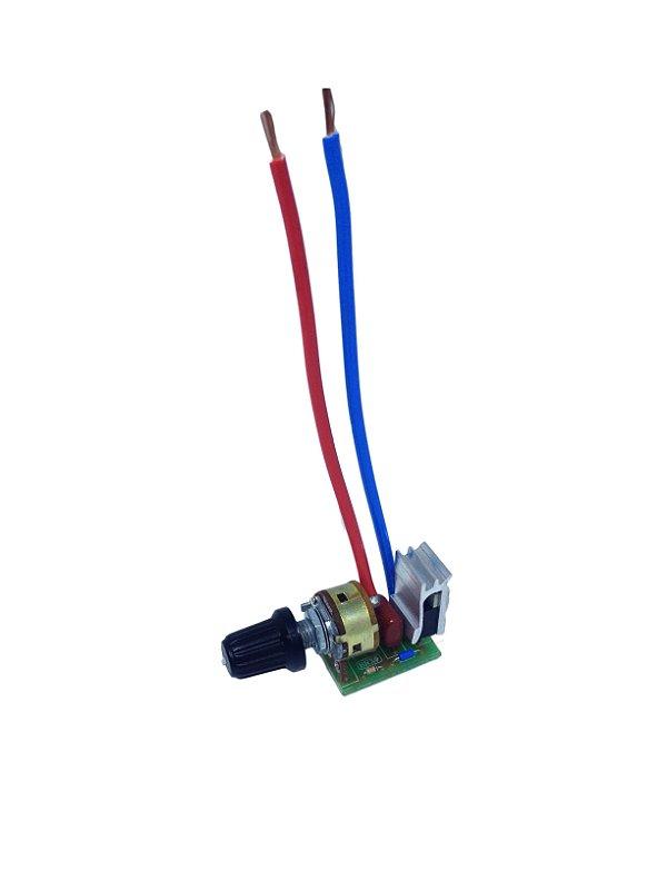 Mini Dimmer 1000W 220V - 600W 127V
