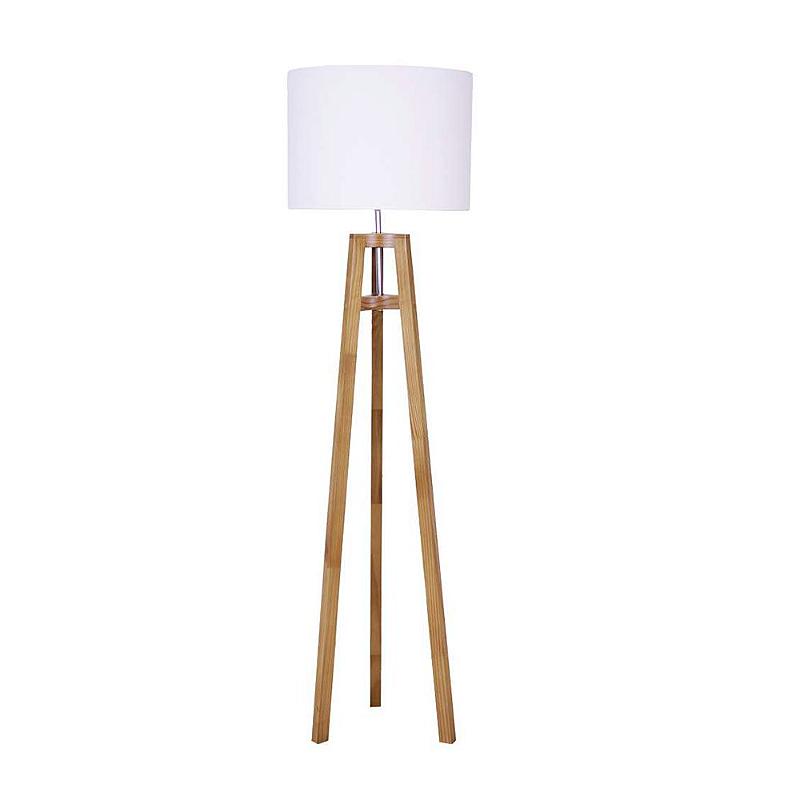 Luminária de Piso Sirigaita - Mel