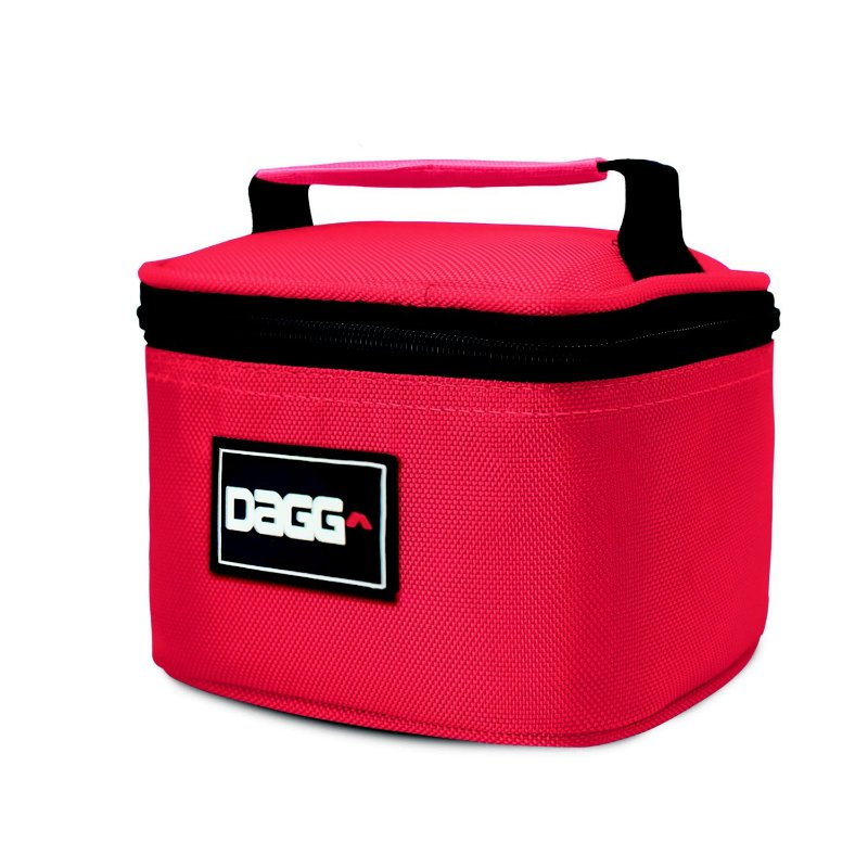Mini Bolsa Térmica Fitness Vermelha - Dagg
