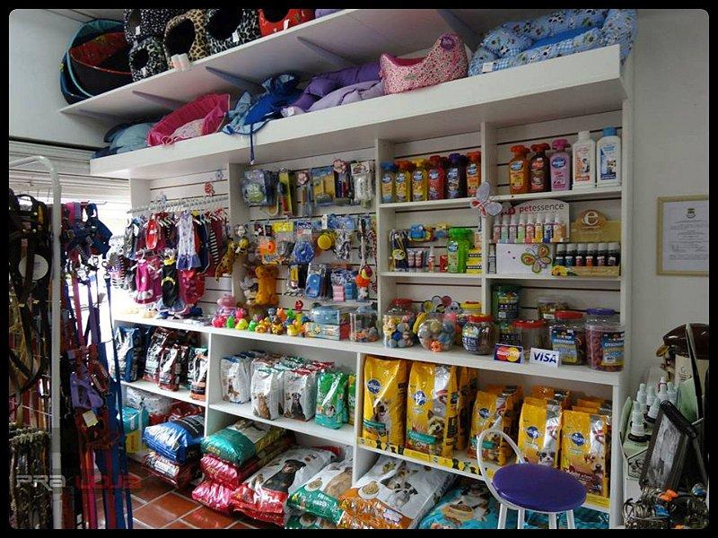 Lojas Agropecuárias e Pet Shops - Praloja Expositores
