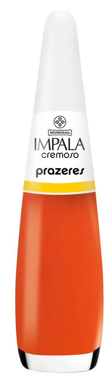 Esmalte Impala prazeres cremoso 7,5 ml