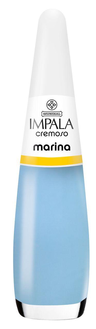 Esmalte Impala marina cremoso 7,5 ml