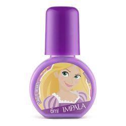 Esmalte Infantil Impala Disney Realize Sonho - Rapunzel 6ml