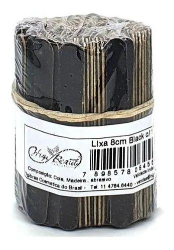 Mini Lixa de unha Higi Beauti c/144 uni