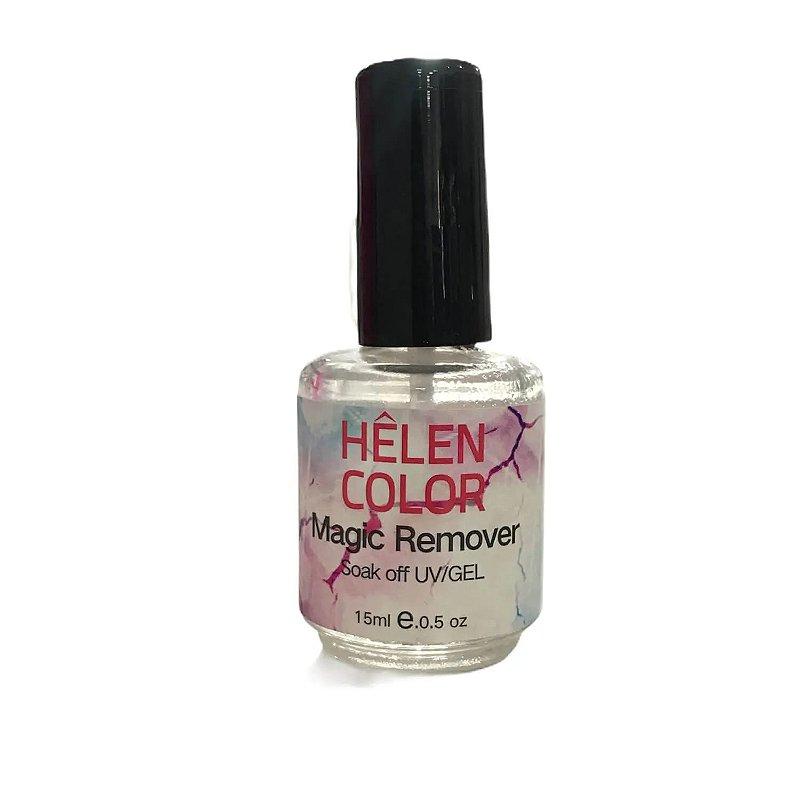Magic Remover Helen Color - Removedor de esmalte em gel