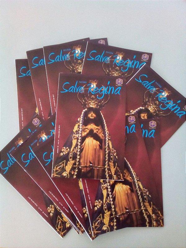 revista Salve Regina - nova edição (pacote)