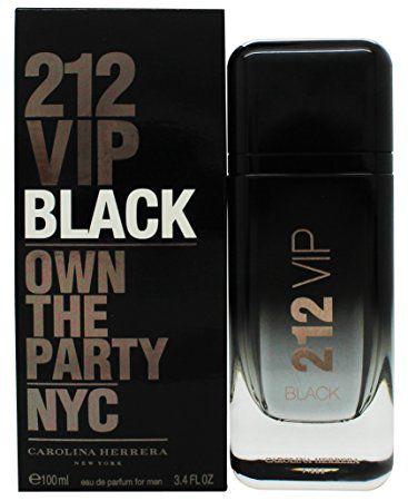 5057bfa65f322 212 VIP Black Masculino - Paris Perfumes   Site de Perfumes Importados