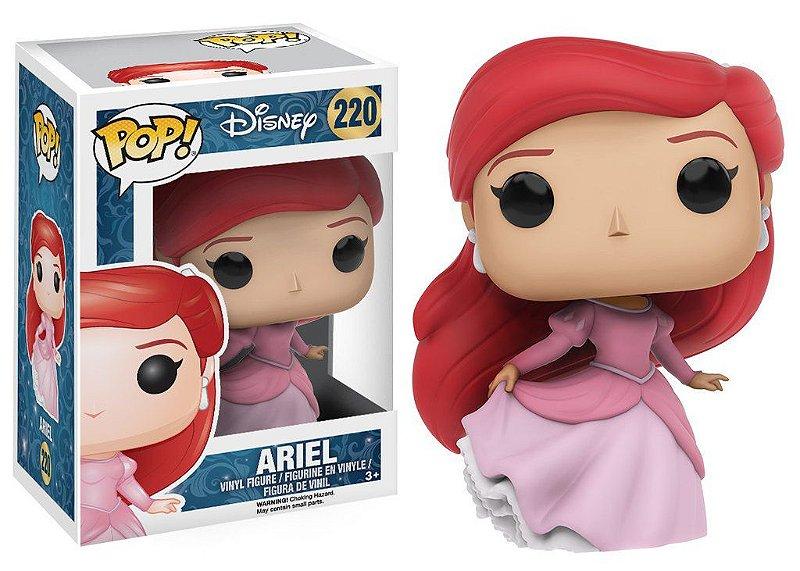 Funko Pop - Ariel -  A Pequena Sereia - Disney