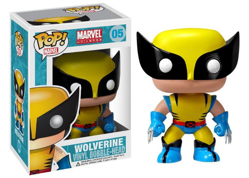 Funko Pop - Wolverine - Marvel