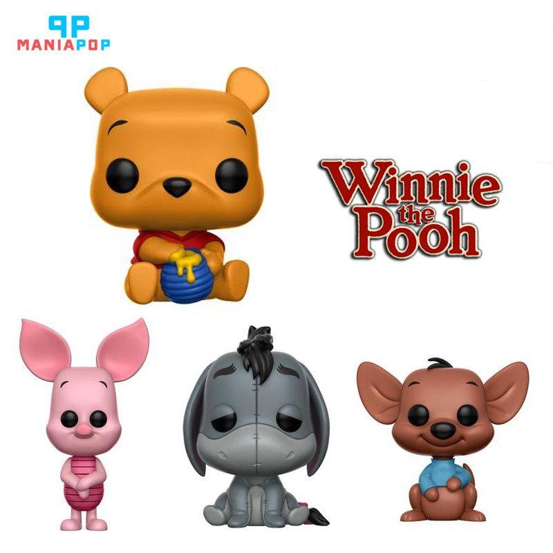 Funko Pop - Ursinho Pooh - Disney - Vendidos Separadamente