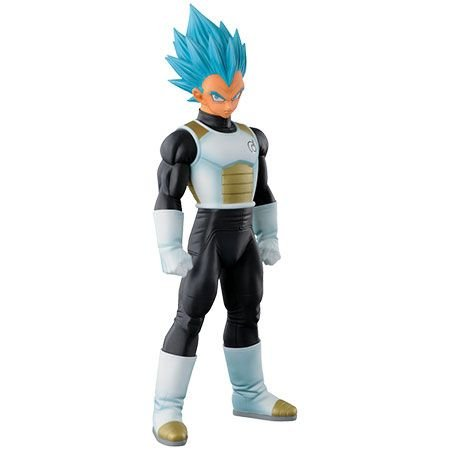Banpresto - Vegeta Deus Super Sayiajin - Dragon Ball