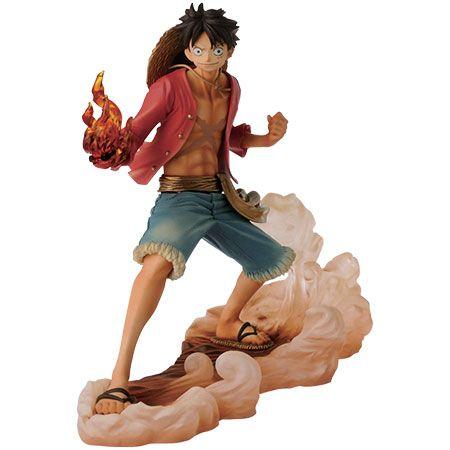 Banpresto - Monkey D Luffy - One Piece