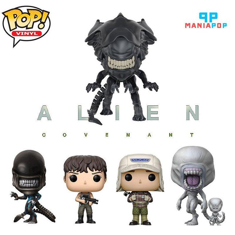 Funko Pop - Alien - Escolha um personagem