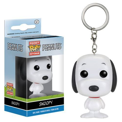 Funko Pocket  Snoopy - Chaveiro