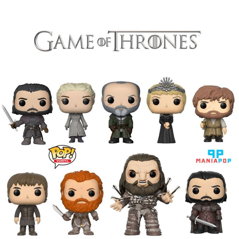 Funko Pop - Game of Thrones - Vendidos Separadamente