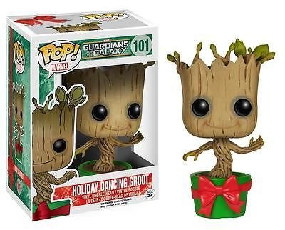 Funko Pop - Baby Groot - Marvel (número 101)