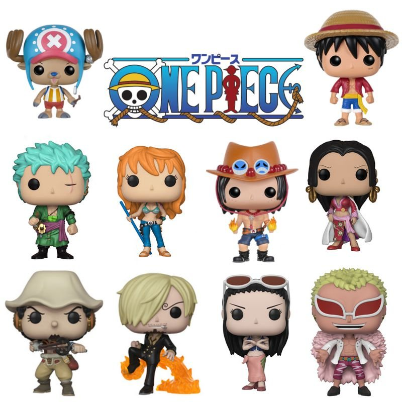Funko Pop - One Piece - Vendidos Separadamente