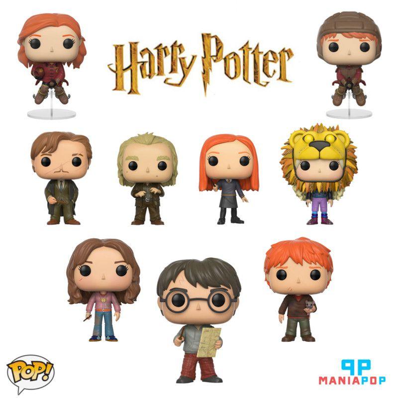 Funko Pop - Harry Potter - Coleção 4 - Vendidos Separadamente