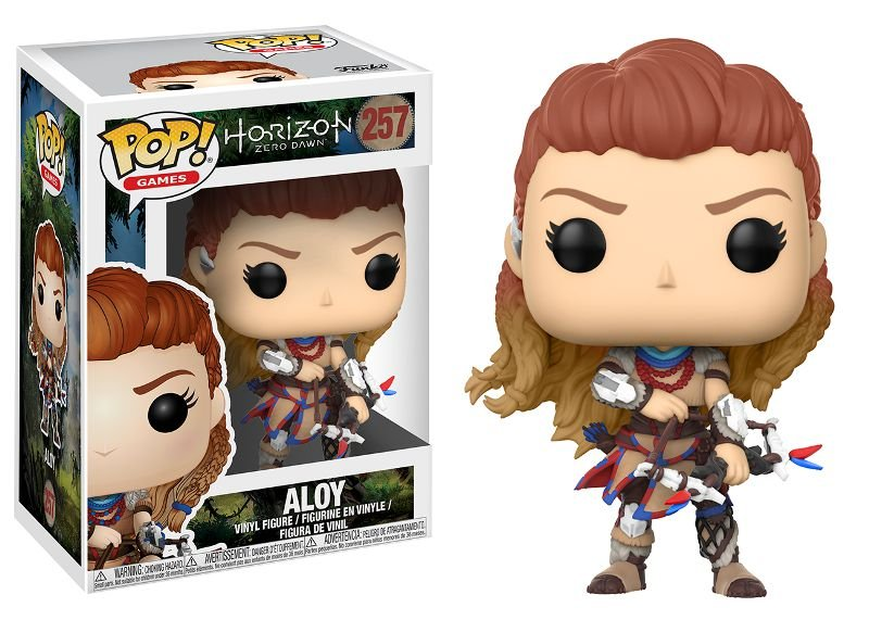 Funko Pop - Horizon Zero Dawn