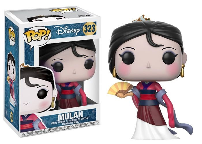 Funko Pop - Mulan - Princesa Disney