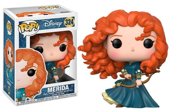 Funko Pop - Merida - Princesa Disney