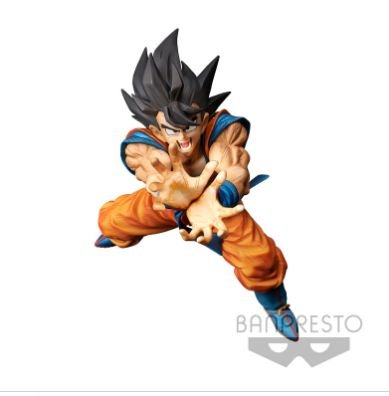 Banpresto - Dragon Ball - Goku - Ka Me Ha Me Ha