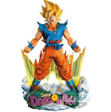 Banpresto - Dragon Ball - Goku - Master Stars Diorama