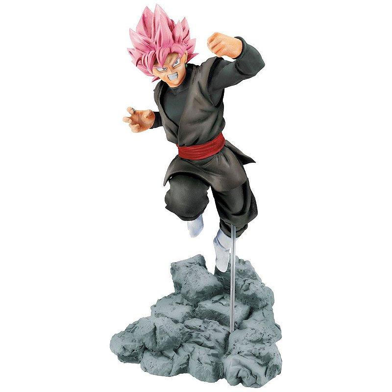 Banpresto - Dragon Ball Super - Goku Black Soul x Soul