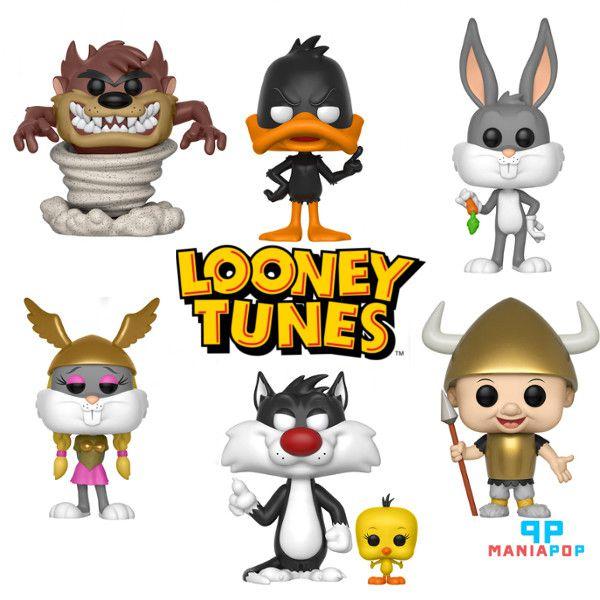 Funko Pop - Looney Tunes - Vendidos Separadamente
