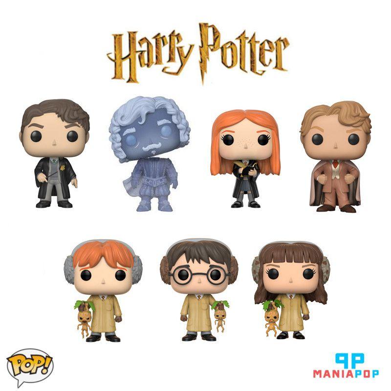 Funko Pop - Harry Potter - Coleção 5 - Vendidos Separadamente