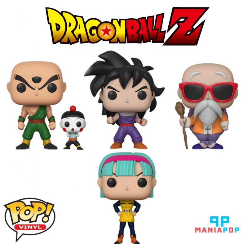 Funko Pop - Dragon Ball Z - Vendidos Separadamente