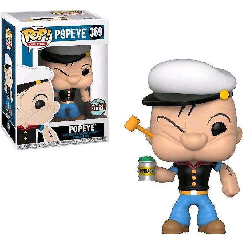 Funko Pop - Popeye - versão Desenho