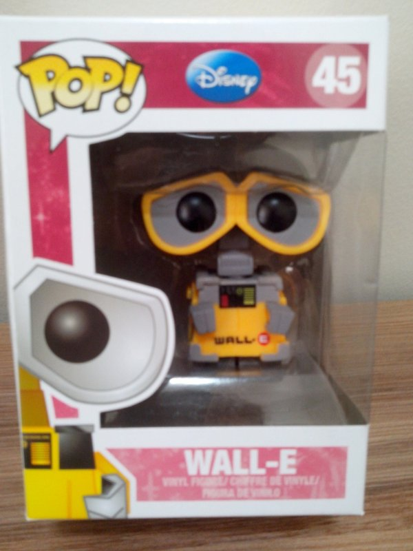 Funko Pop - Wall-e - Disney