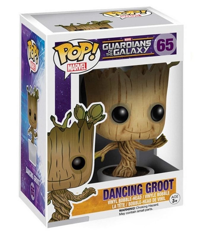 Funko Pop - Baby Groot - Marvel