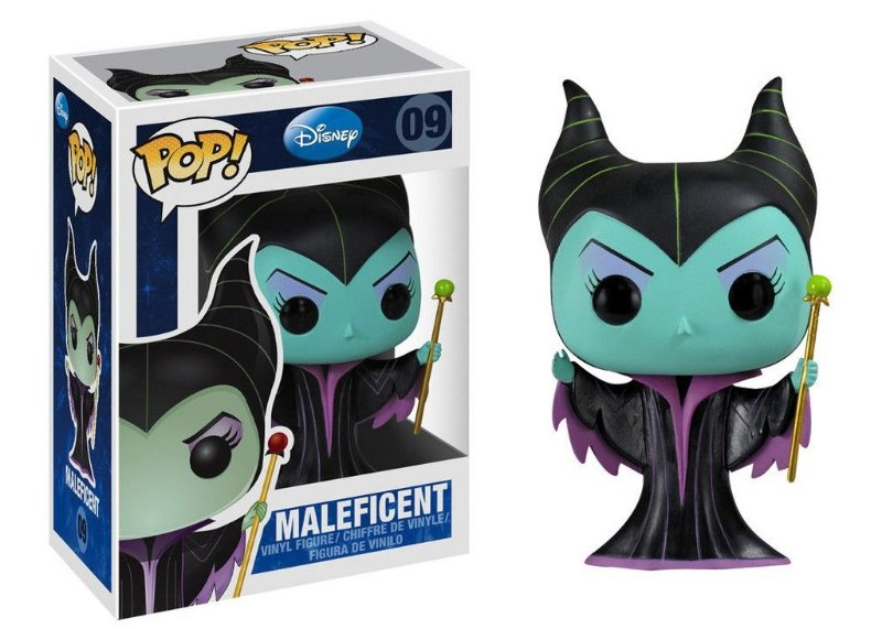 Funko Pop - Malévola - Maleficent