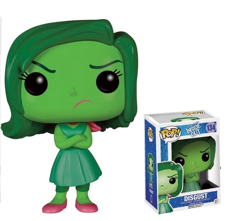 Funko Pop - Nojinho - Divertida Mente - Disney