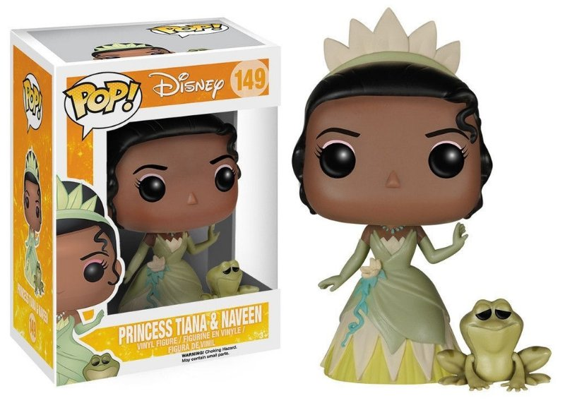 Funko Pop - Princesa Tiana - Disney
